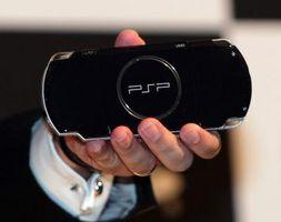 Comment raccorder un disque dur externe à une PSP