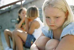 Les choses que les dommages estime de soi d'un enfant