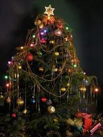 Comment coudre un costume d'arbre de Noël