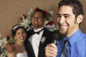 Comment écrire un bon discours de mariage