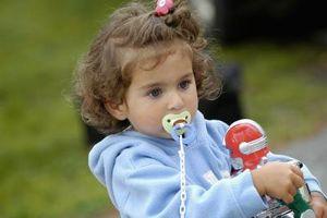 Quand faut-il les enfants plus utiliser un Binky?