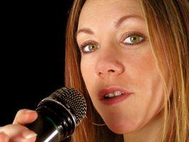 Comment enregistrer une chanson Karaoke CD