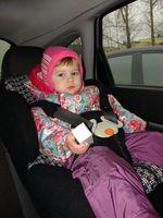 Comment faire une couverture pour le siège d'auto d'un enfant