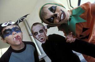 Histoires d'Halloween pour les enfants