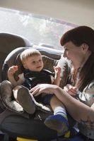 Comment prendre un voyage de route avec un enfant en bas âge