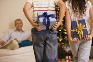 Cadeaux d'image maison pour les parents