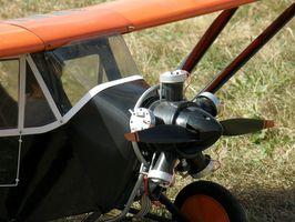 Comment faire pour démarrer un moteur d'avion radiocommandé