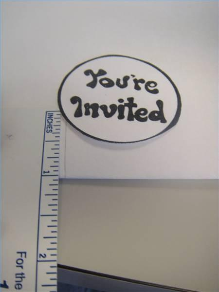 Comment faire une Invitation Pop-Up