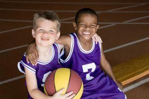 Dîners santé et dîners pour les enfants qui pratiquent des sports