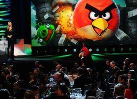 """Cheats pour """"Angry Birds"""" Rovio en HD"""