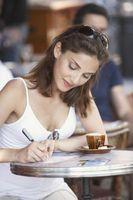 Comment écrire une lettre à un Ex-Boyfriend