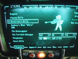 Comment trouver Rifle du Réserviste dans Fallout 3