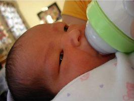 Effets secondaires de soja pour nourrissons