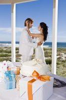 Qu'est-ce un cadeau de mariage unique pour le mari est?