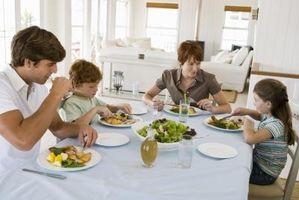 Des études sur l'importance du dîner de famille