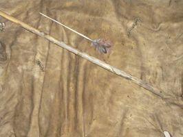Comment faire une sarbacane en bois