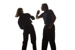 Comment faire face à un mari verbalement et physiquement Abusive