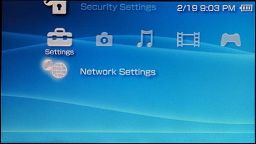 Comment obtenir votre travail Internet sur PSP