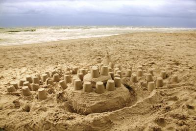 Comment faire Sand Castle Moisissures