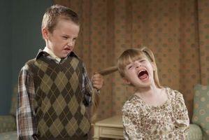 Différences entre l'enfant et adolescent intimidation