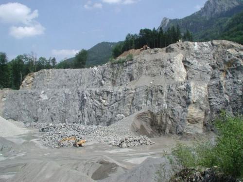 Ouvrir Pit Méthodes minières
