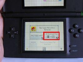 Comment jouer les jeux téléchargés sur une Nintendo DS