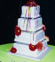 Comment faire un gâteau de mariage Four Tier