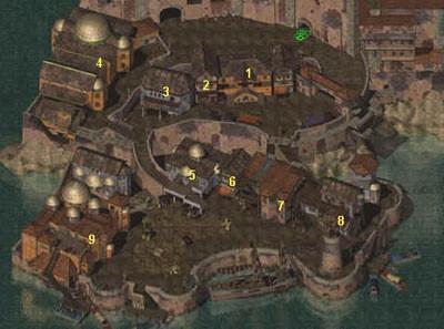 """Comment construire l'Gesen Bow dans """"la Porte de Baldur 2"""""""