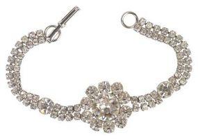 Informations sur Vintage bijoux en strass