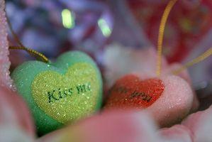 Quel est le cadeau d'un grand Saint-Valentin pour votre mari?