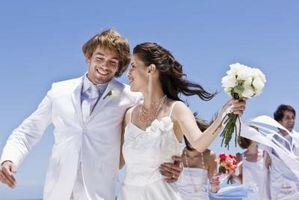 Comment faire pour démarrer une réception de mariage Après une cérémonie