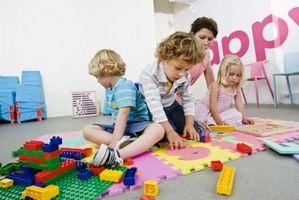 Les inconvénients de laisser votre enfant en garderie