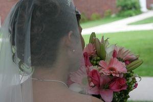 Comment porter un peigne de mariée