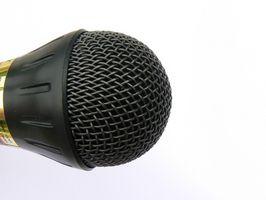 Comment utiliser le microphone sur Guitar Hero Pour la PS2