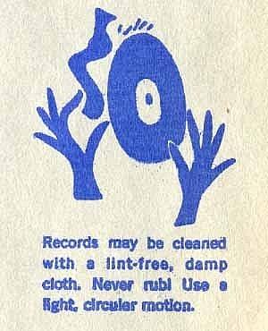 Comment nettoyer Old Vinyl Records