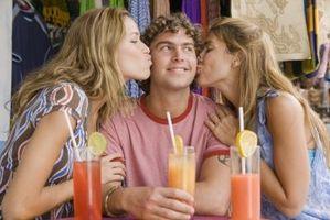 La Loi de l'Attraction Flirting & Dating Conseils
