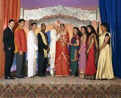 Les meilleurs vêtements de mariage indien