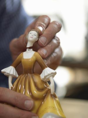 Comment savoir porcelaine Figurines De Céramique