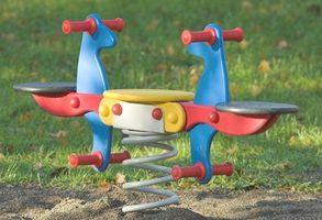 Comment restaurer Playground Equipment