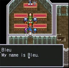 Comment acquérir le caractère secret Bleu dans Breath of Fire 2