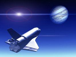 Comment faire un modèle maison d'une navette spatiale