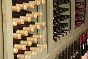 Comment décider du nombre de bouteilles de vin sont nécessaires pour un mariage