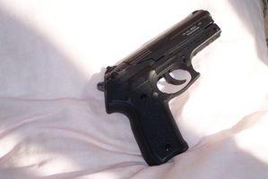 Comment faire pour supprimer fine Rust D'un Gun