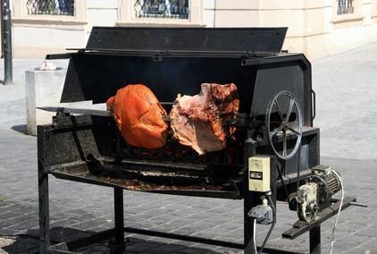 Comment construire un torréfacteur de porc Du 55-Gallon Tambour
