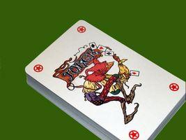 Règles pour les 9 trous de golf Jeux de cartes