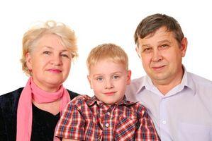 Idées Grands cadeaux pour les grands-parents de l'enfant adoptif