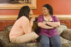Comment faire face avec des enfants adultes qui mentent toujours à vous