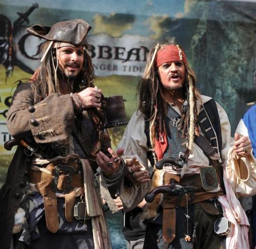 Comment faire un costume Sparrow Jack