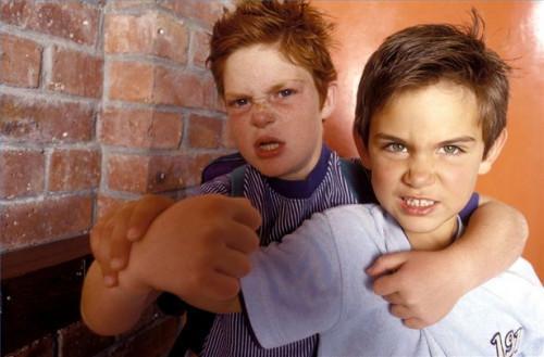 Comment préparer les enfants à la violence scolaire