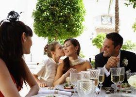 Idées de décoration pour la table de la mariée